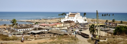 Elmina, lights and shadows of African history